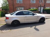BMW 1 series M Sport Coupe £30 road tax Swap/swops