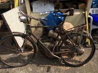 X3 vintage bikes Raleigh pashley old