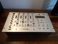 STANTON RM-100 4 CHANNEL MIXER SUPERB CONDITION