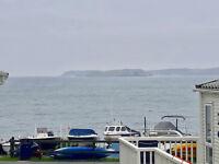 Caravan Hire at 80 Haven Crest, Lydstep Beach, Tenby