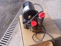 Small high pressure automatic water pump