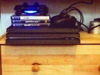 PS4 PlayStation PRO + Games
