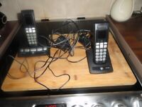 BT Edge 1500 Twin With Answering Machine