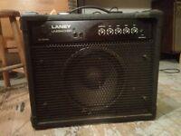 LANEY LINEBACKER 30 BASS AMP 30 W AMPLIFIER