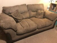 Preloved DFS Sofa