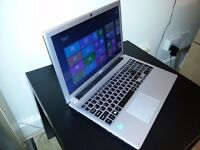 Acer v5-571 Intel Core i3 Slim Laptop Backlit White LED Keyboard