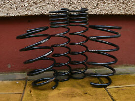h & r lowered springs mg-rover