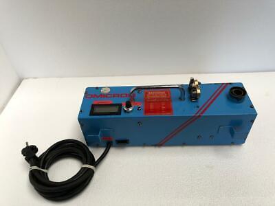 Omicron Ote-t700 Portable Dry Block Temperature Calibrator 600c Range 230v 3