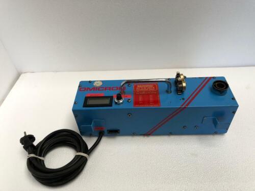 OMICRON OTE-T700 PORTABLE DRY BLOCK TEMPERATURE CALIBRATOR 600