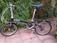 DAHON Speed D7 Folding Bike like Tern or Brompton