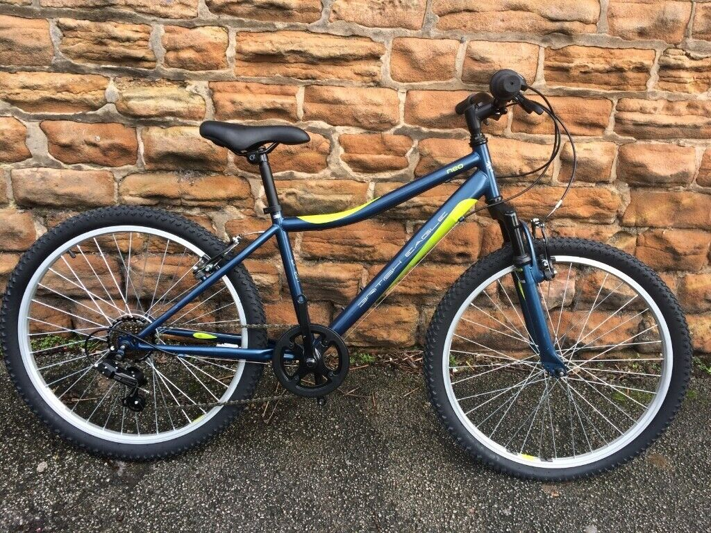 93453375457 New British Eagle Neo 24 HT Hard Tail Kids Bike RRP £184.99 | in ...