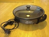 Palson multiuse electric frying pan.