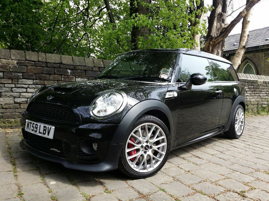 mini clubman jcw 2010 reduced excellent spec and condition john cooper works nav harman. Black Bedroom Furniture Sets. Home Design Ideas