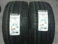 255/35 ZR20 continental conti force contact J X2 (brand new)
