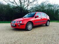 Rover 25 - 12 months of MOT and FSH - great condition