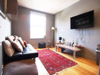 A modern and bright 3 double bedroom flat in the heart of Stoke Newington