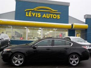 2012 Acura TL SH-AWD TECHNOLOGIE PACKAGE GPS CUIR TOIT OUVRANT 7
