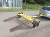 car transporter tow dolly