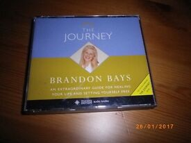 The Journey double CD by Brandon Bays