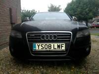 AUDI A4 B8 1.8tfsi, full S-LINE, comfortable and clean
