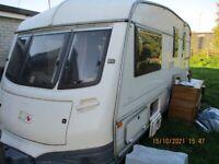 sprite caravan 4 berth for sale