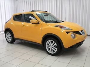2015 Nissan Juke EXPERIENCE IT FOR YOURSELF!! SL AWD 1.6 TURBO 5