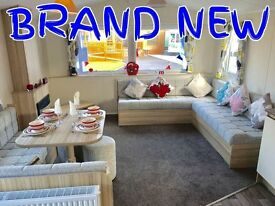 3 Bedroom Static Caravan Holiday Home for sale - open 12 months - pet friendly - near the beach
