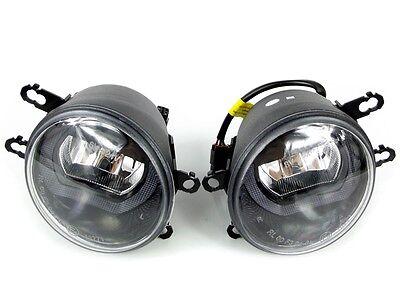 DUOLIGHT Tagfahrlicht + Nebelscheinwerfer LED FOG + DRL Angel Eyes TÜV-FREI DL04