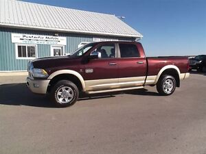 2012 Ram 2500 Longhorn,DIESEL,4x4,LEATHER,LOADED!!