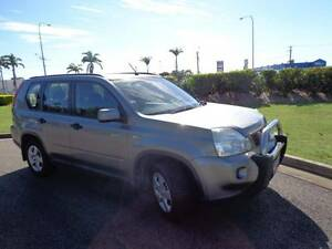 2008 Nissan X-trail Wagon Townsville Townsville City Preview