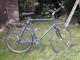 Raleigh old school mens Bicycle