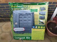 Compost Bin 360L Brand New in Box