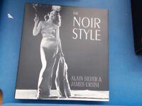Noir Style- Film Book