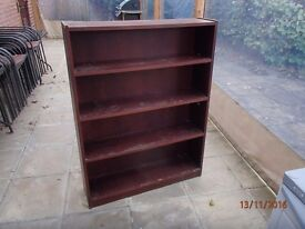 Book case solidly built