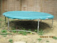 10ft Trampoline used