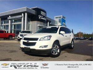 2012 Chevrolet Traverse 1LT AWD * REAR PARK ASSIST
