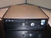 Dell Desktop Pc Optiplex 330 Core 2 Duo 2.2 Ghz 2gb 320 Gb