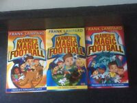 Children's frank lampard books- NEW