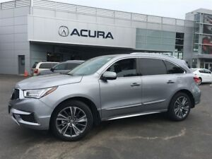 2017 Acura MDX ELITE | ONLY17000KMS | LOADED | TINT | 7PASS |