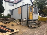 Portable Cabin/office for water tight and good condition