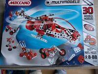 Meccano multimodels 350+ pieces