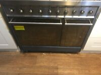 Smeg Range cooker with 6 gas burners