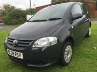\\\ 08 VOLKSWAGEN FOX 1.2 \\\\ IMMACULATE CONDITION \\\\ ONLY £1699