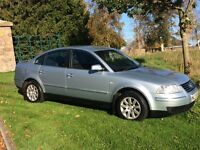 04 PASSAT 1.9 TDI MOTED TO 02/01/2018 218K BY ONE OWNER FROM NEW ANY TEST OR TRAIL WELCOME 8️⃣5️⃣0️⃣