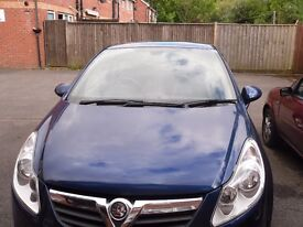spares or repairs, great condition corsa design, 2006 . 1.2 petrol