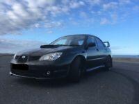 2006 Subaru Impreza WRX Type UK