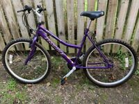 Ladies Cycle, 21 Speed, Lovely Hardly Used Condition.
