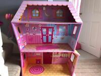 Lalaloopsy Dolls house