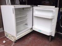 Undercounter Electrolux fridge