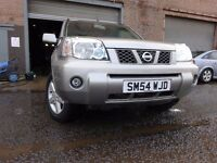 54 NISSAN X-TRAIL SPORT DCI 2.2 DIESEL 4X4,MOT AUG 017,3 OWNERS,2 KEYS,PART HISTORY,LOVELY 4X4 JEEP